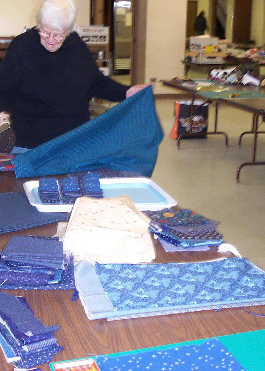 Willoughby Hills Quilt Guild Community Quilts